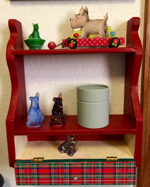 Keepsake Shelf