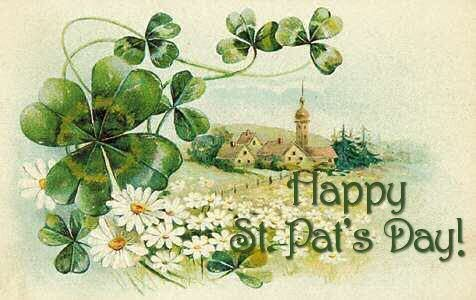St. Paddy Greetings