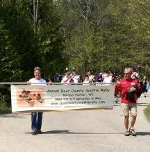 DCSR parade
