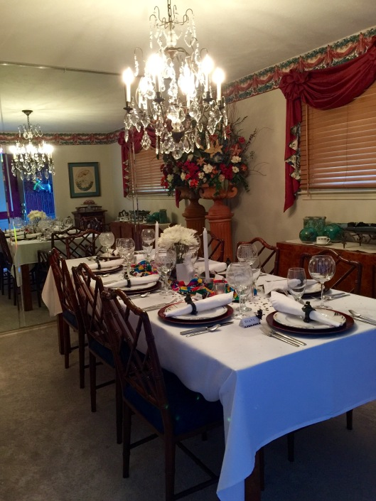 Dining at Diane and DD's