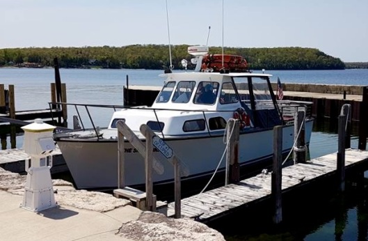 Shoreline Charters.