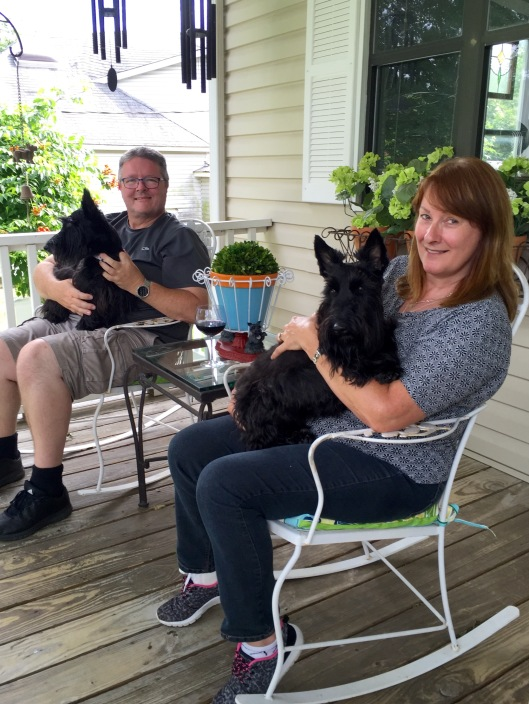 Mark, Wendy and Indy/Lucy Henryetta