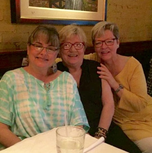 Barbara, Trisha, Leah