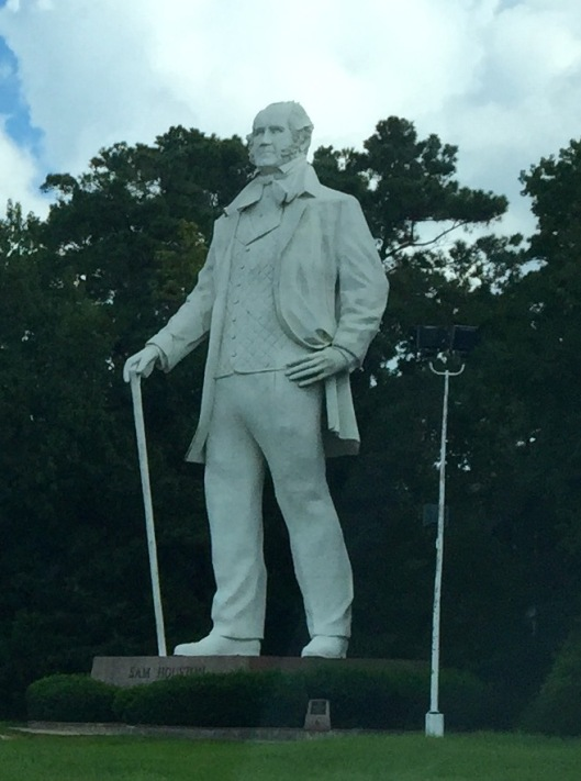 Texas Hero, Sam Houston