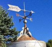Weather Vane at the Farm