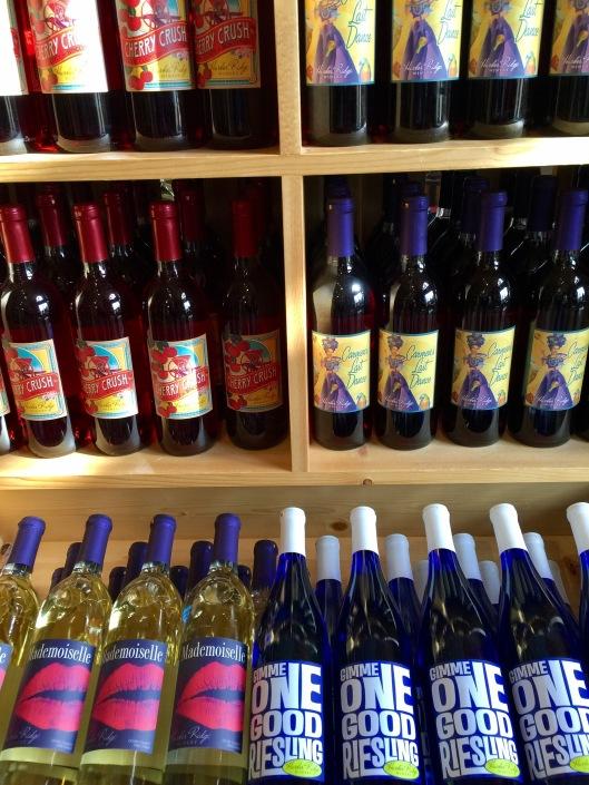 Harbor Ridge Winery, Door County