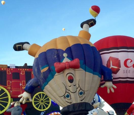 Albuerque Balloon Fest 2015