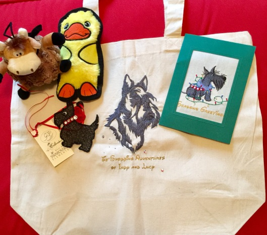 Gifts from Sir Achille