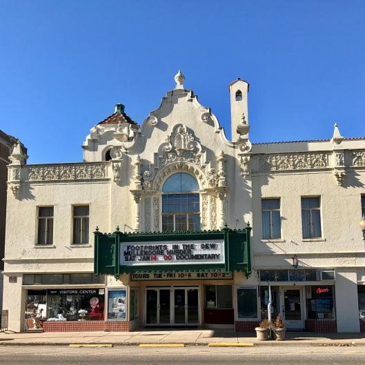 Coleman Theater, Miami, Ok