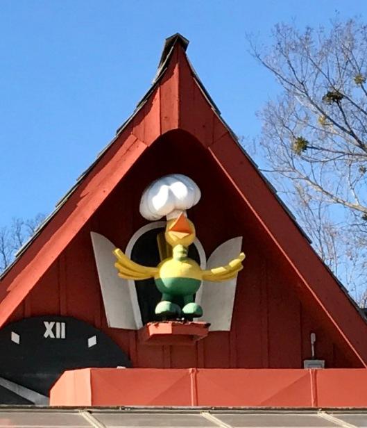 Waylan's Kuku Burgers, Route 66