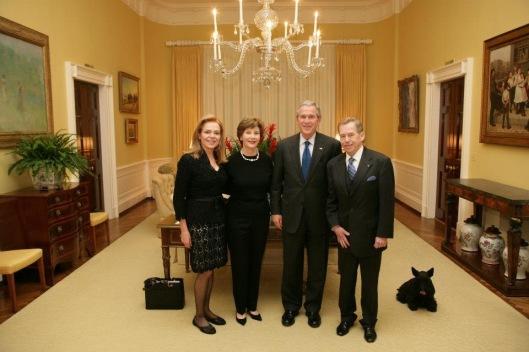 Bush White House