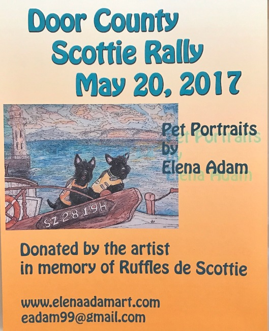 Door County Scottie Rally 2017 The Adventures Of Indy