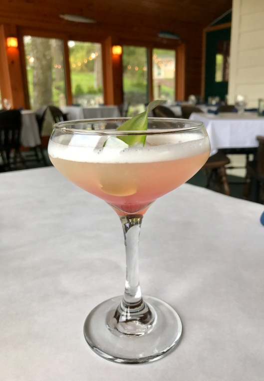 Cocktails at the Lure, Sister Bay, Wi