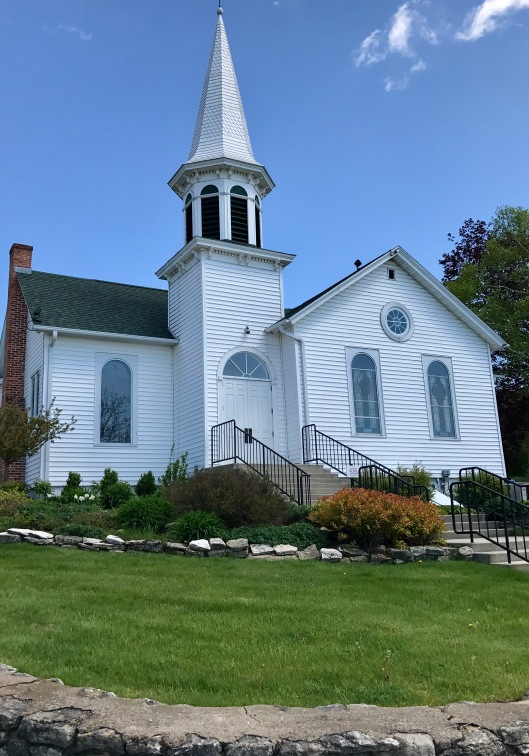 Moravian Church, Ephraim, WI