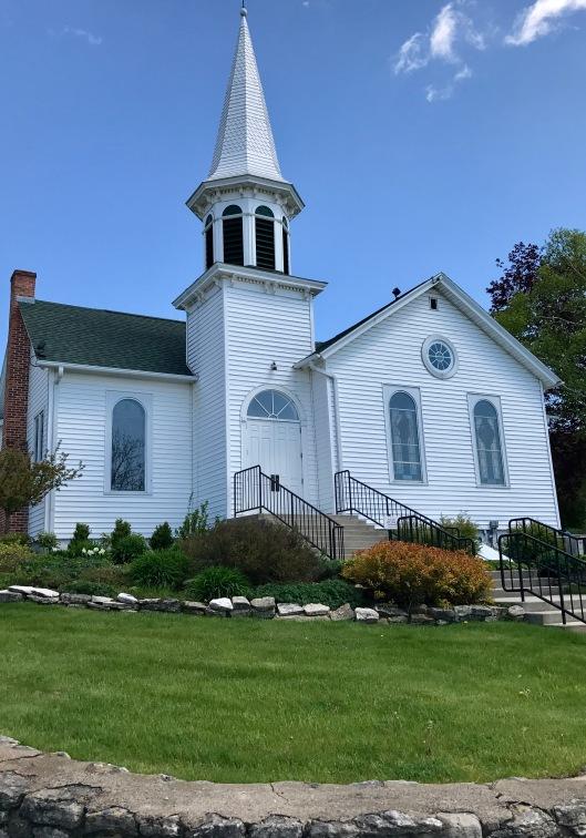 Moravian Church, Ephraim, WI