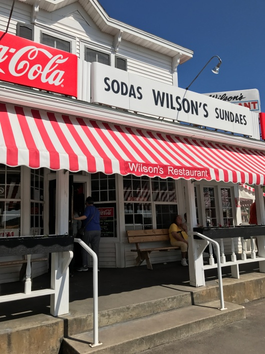 Wilson's, Ephraim, WI