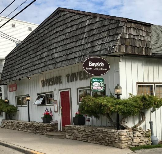 Bayside Tavern, Fish Creek, WI