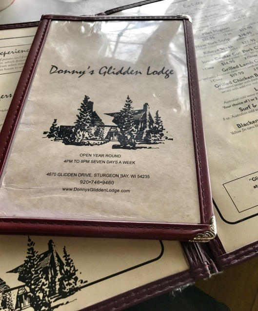 Donny's Glidden Lodge, Door County