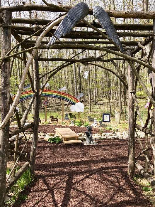 Rainbow Bridge at DCSR