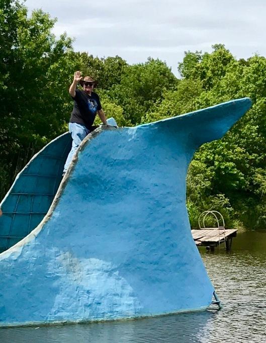 Mark @ Blue Whale